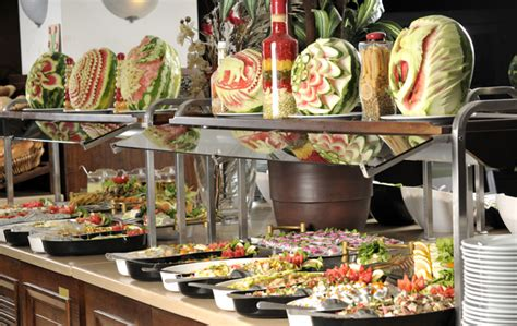 buffet table decorations table buffet decoration decorating ideas