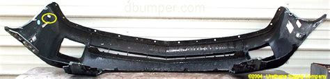 2003 Cadillac Cts Front Bumper by Top Or Bottom Image