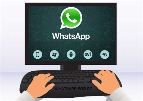 whatsapp for pc whats best alternatives for using whatsapp on pc