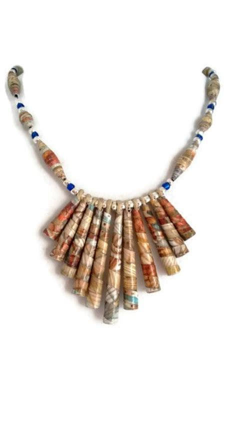 paper bead jewelry ideas 48 best images about paper on pink paper