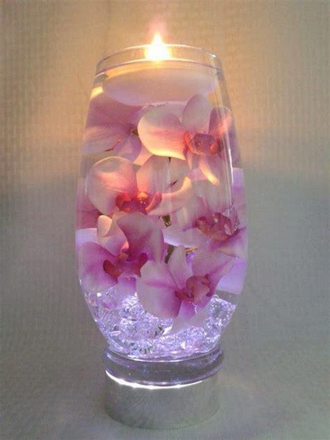 purple water centerpieces wedding ideas lisawola how to diy simple wedding