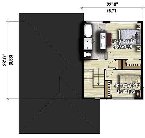 split level contemporary house plan 80789pm 1st floor split level contemporary house plan 80789pm 1st floor master suite 2nd floor master suite
