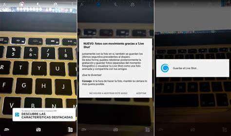 aplicaciones camara android camera mx la aplicaci 243 n para sacar live photos en android