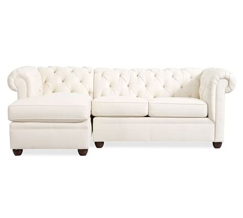 chaise sectional sofas chesterfield upholstered sofa with chaise sectional