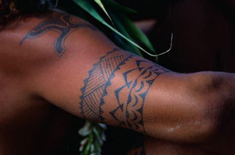 armband samoan maori tattoo