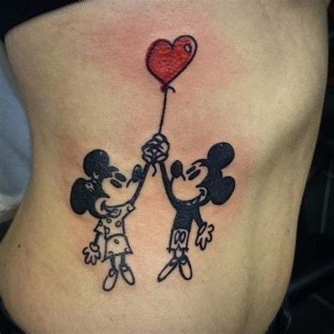 disney tattoos popsugar beauty