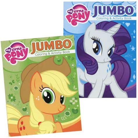 jumbo pony my pony jumbo coloring book