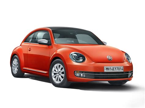 Volkswagen Beetle by New Volkswagen Beetle On Sale In India Rs 28 73 Lakh