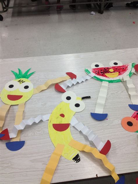 fruit crafts for crafts actvities and worksheets for preschool toddler and