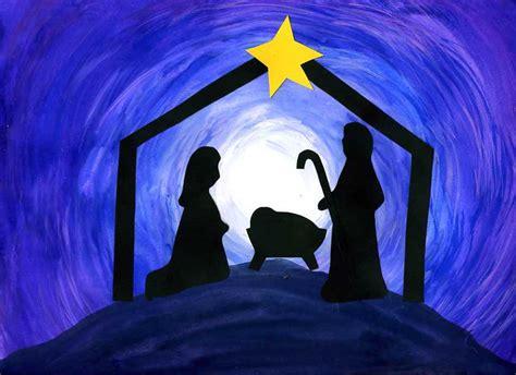 nativity craft catholic icing nativity project