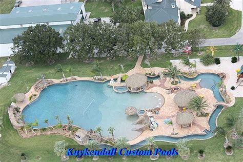 world s largest backyard swimming pool gives home a