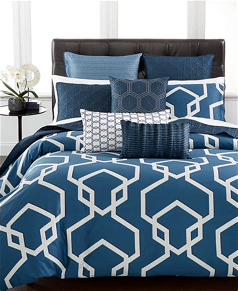 macy bedding sets hotel collection hotel collection modern imperial bedding collection only