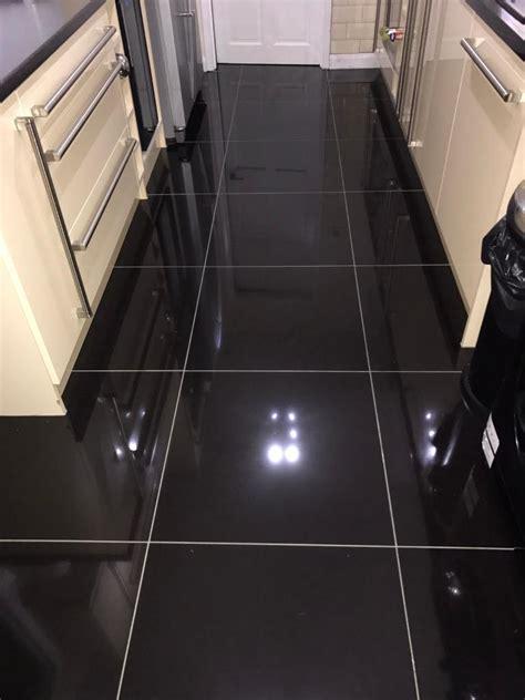 high gloss black porcelain floor tiles 600x600 in rossendale lancashire gumtree