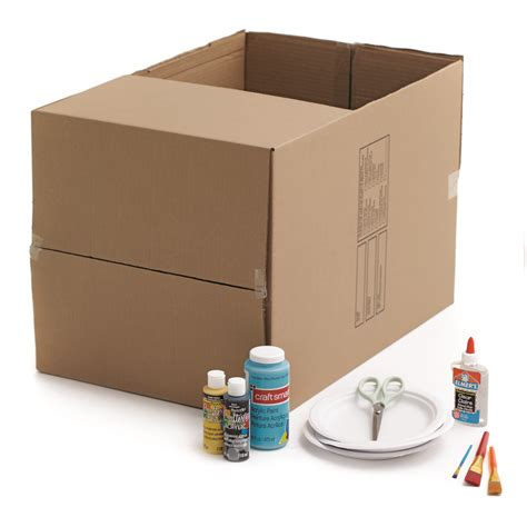 boxes to make craft how to make a box car today s parent
