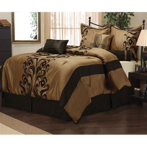 comforter sets walmart helda 7 bedding comforter set walmart