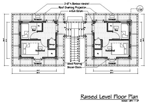 bamboo house design and floor plan 28 bamboo house design and floor plan bamboo house