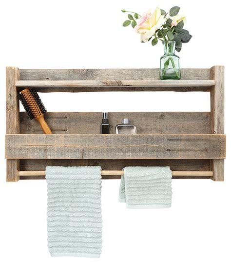 bathroom wall shelves wood reclaimed wood bathroom shelf rustic bathroom cabinets