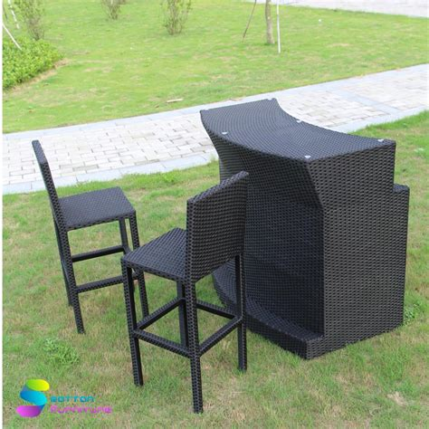 outdoor wholesale furniture buy wholesale outdoor bar furniture from china