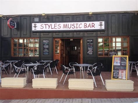 Bar Styles by Styles Bar Picture Of Styles Bar