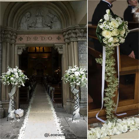 church decorating ideas for church wedding decorations ideas for your wedding in italy