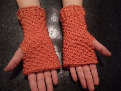 loom knit mittens fingerless mittens loom goodknit kisses