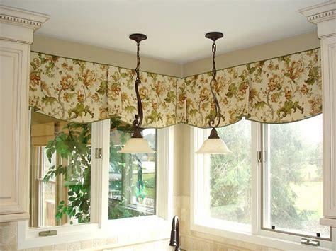 kitchen curtain valance swag curtain valance ideas window treatments design ideas