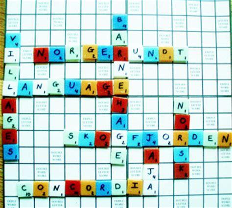 scrabble tile breakdown less commonly taught norsk scrabble