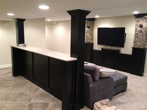 Cheapest Kitchen Cabinet basement built in cabinets and bars