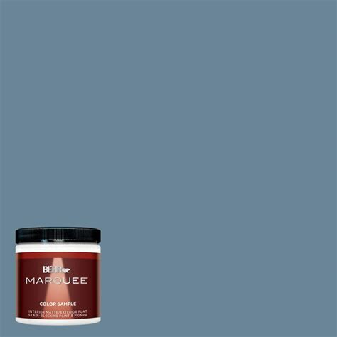 behr paint colors paint and primer behr marquee 8 oz mq5 60 south pacific matte interior