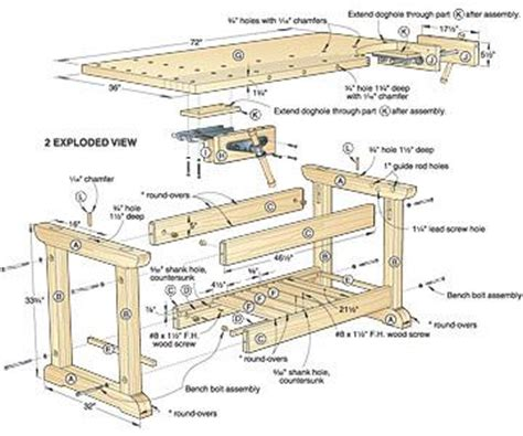 free woodworking plans workbench workbench plans garage free how to woodwork pdf
