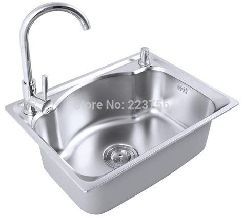 cheap kitchen sink italian custom size single bowl kitchen sink cheap above