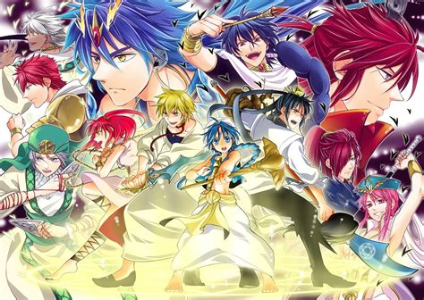 magi labyrinth of magic top 10 strongest magi the labyrinth of magic characters
