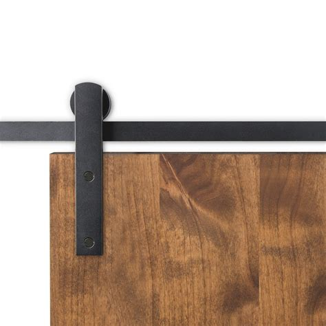 black barn door hardware heavy duty barn door track huxley sliding door hardware