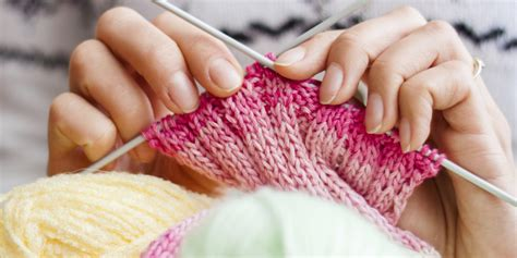 knitting for senior knitting shark tank and social ties huffpost