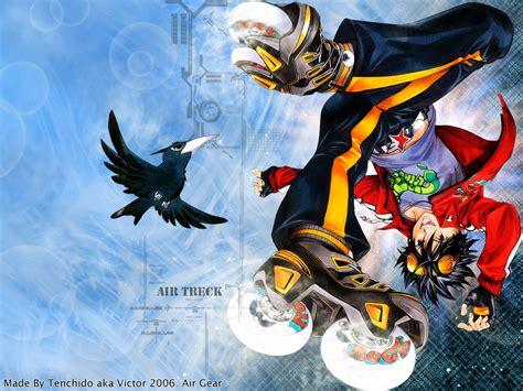 Air Gear Review Global Aniews Anime