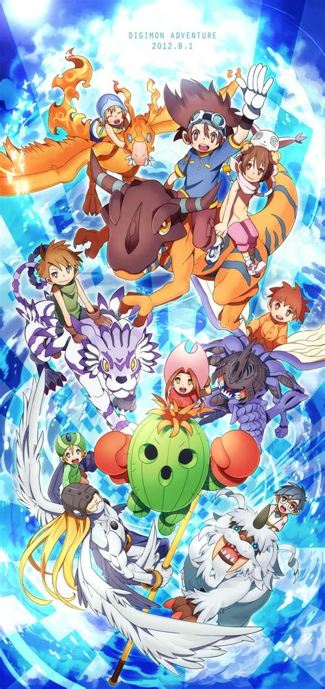 digimon adventure digimon adventure anime and
