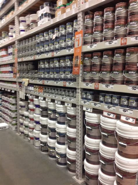 home depot paint department paint department the home depot office photo glassdoor
