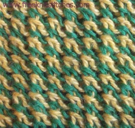 two colour knitting patterns free knitting a pattern with two colors stroke