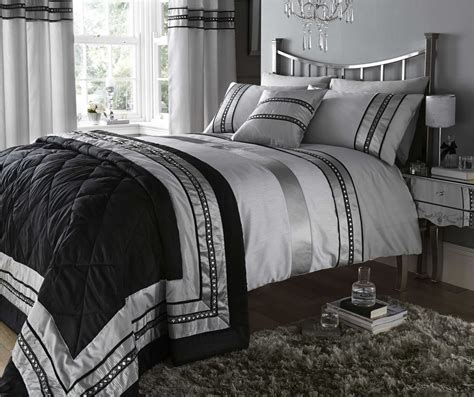 black and silver comforter set black and silver bedding sets has one of the best of