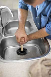 how do i unclog a kitchen sink how to unclog a kitchen sink