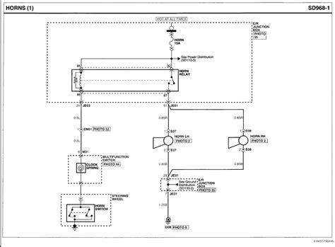 repair instructions horn switch replacement on vehicle 1999 oldsmobile intrigue intrigue service manual 2001 kia sportage horn fuse repair 1999 kia sephia wiring diagram kia sephia