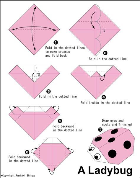 origami ladybug 301 moved permanently