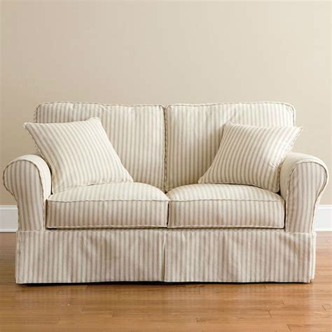 sofa slipcovers ebay your guide to buying a loveseat slipcover on ebay ebay