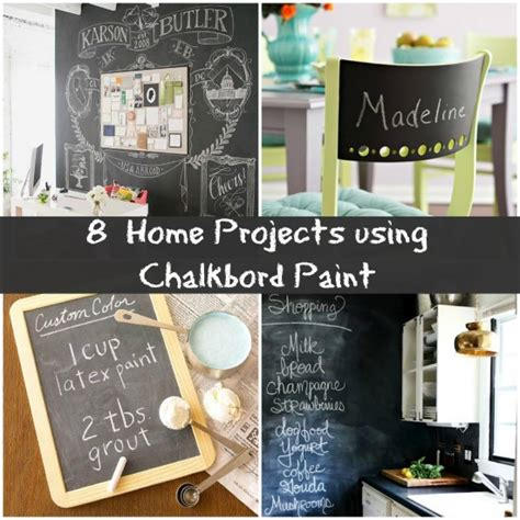 chalkboard paint projects creative juice entertain your guests and with style