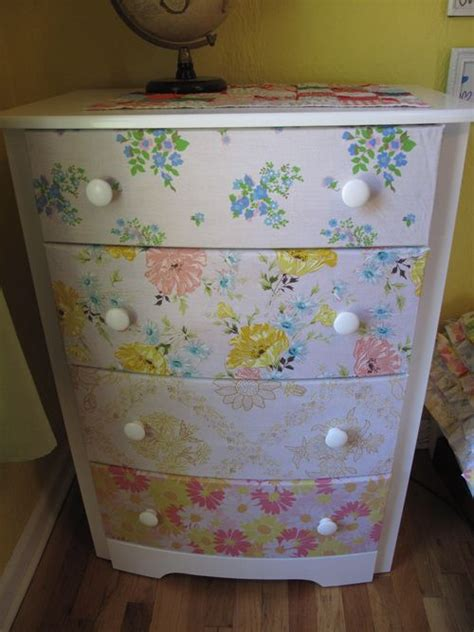 decoupage a dresser 301 moved permanently
