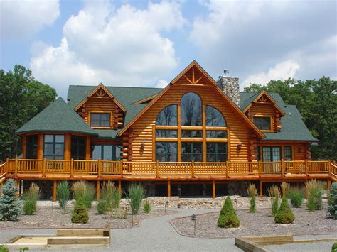 Log Cabin Homes all about small home plans log cabin and homes 432575