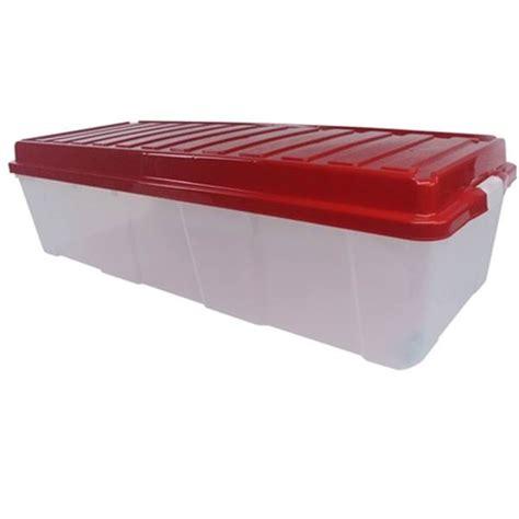 plastic tree box iris usa tree storage box