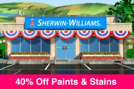 sherwin williams paint store closest to me 40 sherwin williams paints stains 6 10 6 13 only