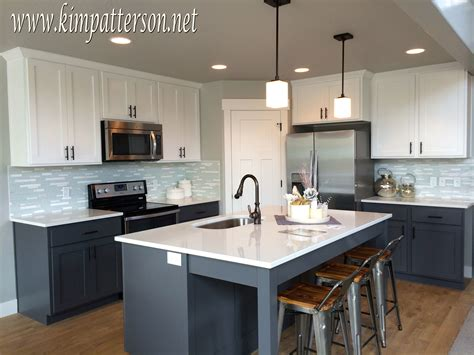 gray and white kitchen cabinets kitchen colors patterson mba srs cdpe