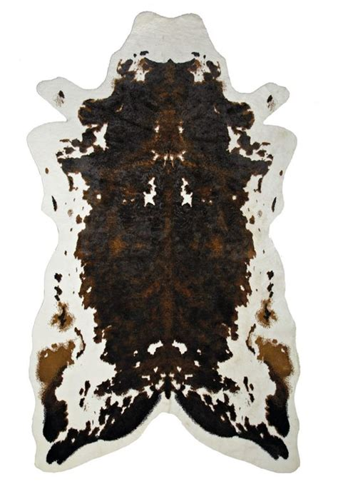 imitation rugs 45 32 200 50 imitation cowhide rug brown dash faux